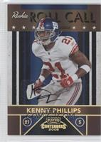 Kenny Phillips /25