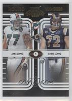 Chris Long, Jake Long /50