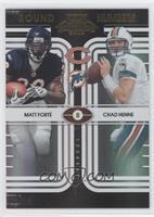 Chad Henne, Matt Forte /50