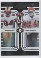 Kevin Robinson, Josh Morgan /50