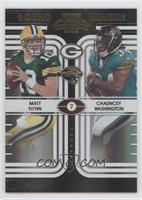 Chauncey Washington, Matt Flynn /50