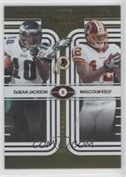 DeSean Jackson, Malcolm Kelly /100