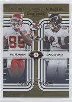 Marcus Smith, Will Franklin /100