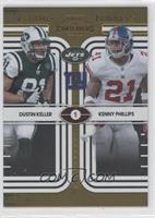 Dustin Keller, Kenny Phillips /100