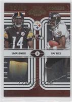 Limas Sweed, Ray Rice /500