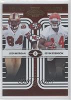 Josh Morgan, Kevin Robinson /500