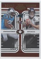 Jonathan Stewart, Joe Flacco /500