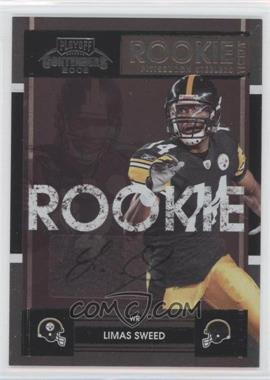 2008 Playoff Contenders #170 - Limas Sweed