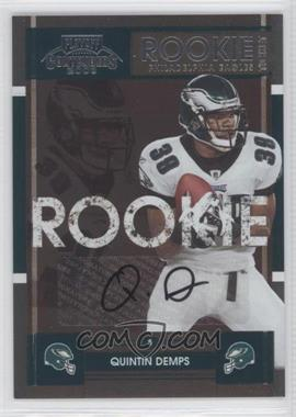 2008 Playoff Contenders #217 - Quintin Demps