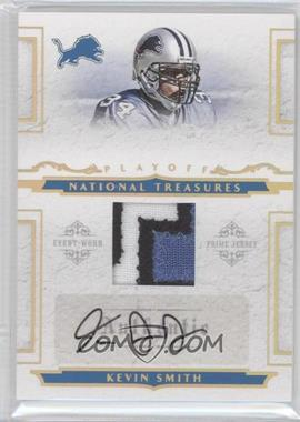 2008 Playoff National Treasures - [???] #108 - Kevin Smith /25