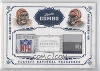 Andre Caldwell, Jerome Simpson /10