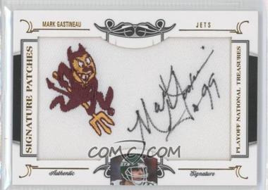 2008 Playoff National Treasures [???] #101 - Mark Gastineau /26