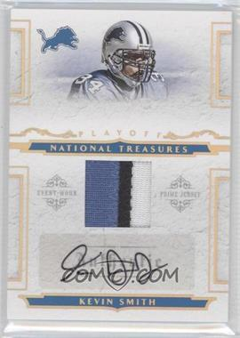 2008 Playoff National Treasures [???] #108 - Kevin Smith /25