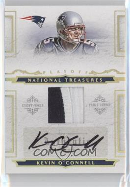 2008 Playoff National Treasures [???] #115 - Kevin O'Connell /25