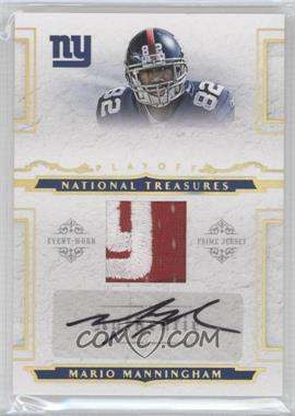 2008 Playoff National Treasures [???] #131 - Mario Manningham