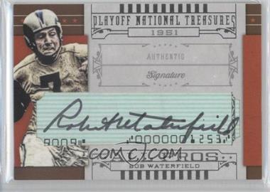 2008 Playoff National Treasures [???] #6 - Bob Waterfield /35