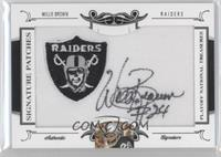 Willie Brown /26