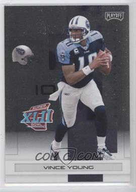 2008 Playoff Super Bowl XLII Limited Edition #SB XLII-1 - Vince Young
