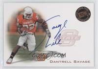 Dantrell Savage