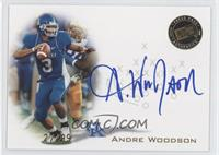 Andre Woodson /99