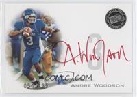 Andre Woodson /199