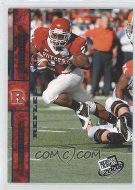 2008 Press Pass [???] #22 - Ray Rice