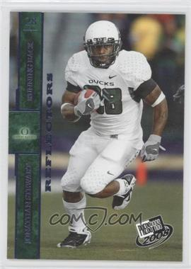 2008 Press Pass [???] #25 - Jonathan Stewart