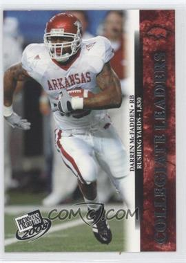 2008 Press Pass [???] #65 - Darren McFadden