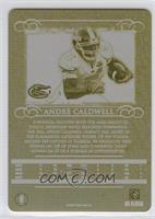 Andre Caldwell /1