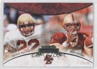 Matt Ryan, Doug Flutie