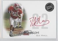 D.J. Hall /199