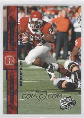 2008 Press Pass Blue Reflectors #22 - Ray Rice