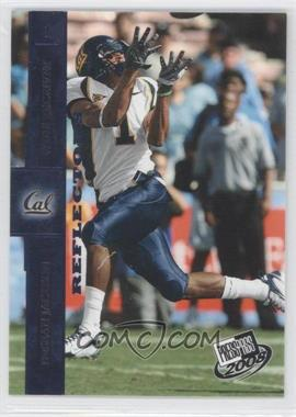 2008 Press Pass Blue Reflectors #33 - DeSean Jackson