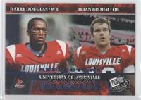 Harry Douglas, Brian Brohm