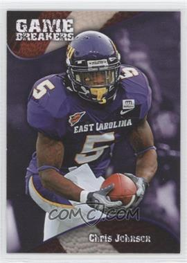 2008 Press Pass Game Breakers #GB10 - Chris Johnson