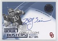 Billy Sims /72