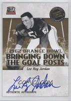 Lee Roy Jordan /299
