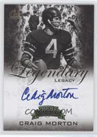 Craig Morton /392