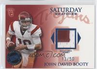 John David Booty /50