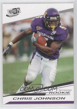 2008 Press Pass SE - [Base] #18 - Chris Johnson