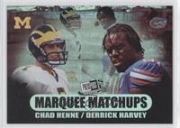 Chad Henne, Derrick Harvey