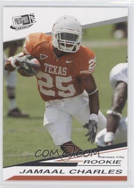 2008 Press Pass SE [???] #14 - Jamaal Charles