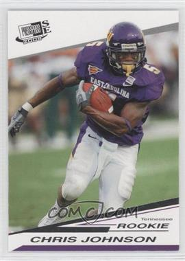 2008 Press Pass SE [???] #18 - Chris Johnson