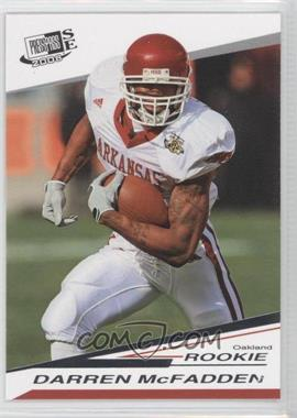 2008 Press Pass SE [???] #20 - Darren McFadden