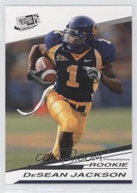 2008 Press Pass SE Gold #33 - DeSean Jackson