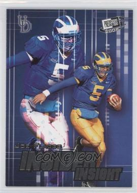 2008 Press Pass SE Insider Insight #II-12 - Joe Flacco