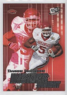 2008 Press Pass SE Insider Insight #II-24 - Darren McFadden