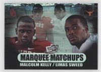 Malcolm Kelly, Limas Sweed