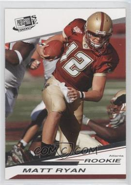 2008 Press Pass SE #12 - Matt Ryan