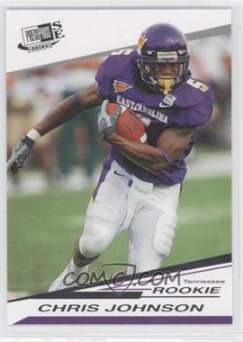 2008 Press Pass SE #18 - Chris Johnson